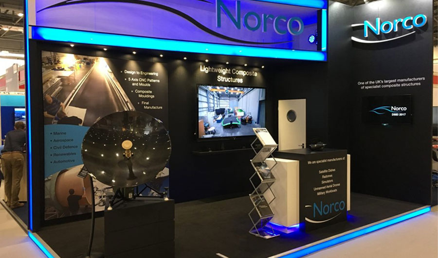 NORCO at DSEI 2017