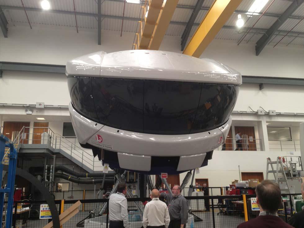 Flight Simulators | NORCO Composites & GRP