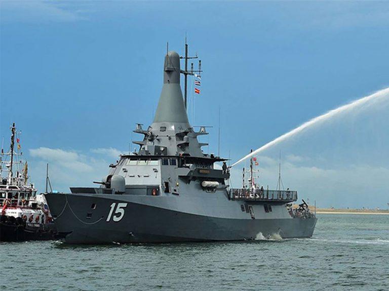 KU Band Naval Radomes