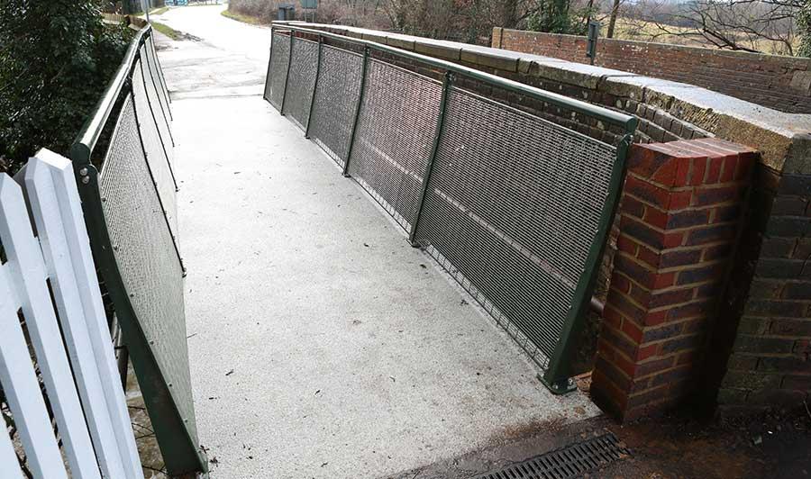 NORCO Manufacture Innovative Footbridge