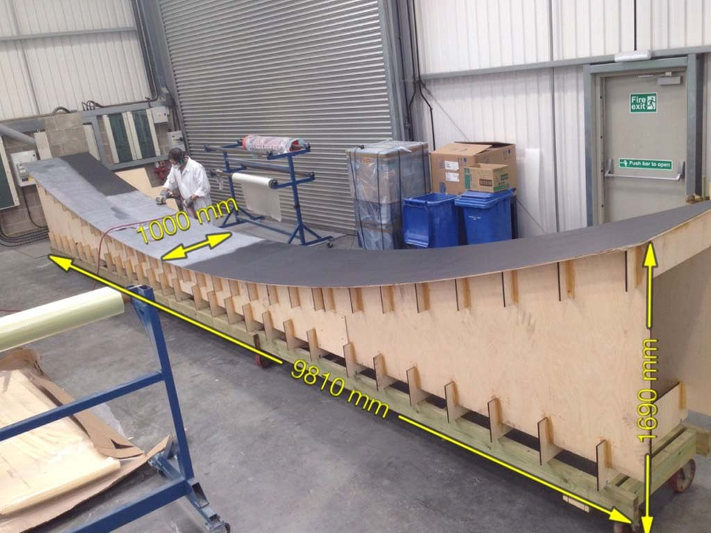 Timber Tooling