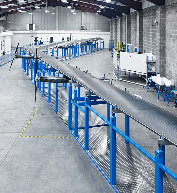 Composite Drone NORCO Composites & GRP
