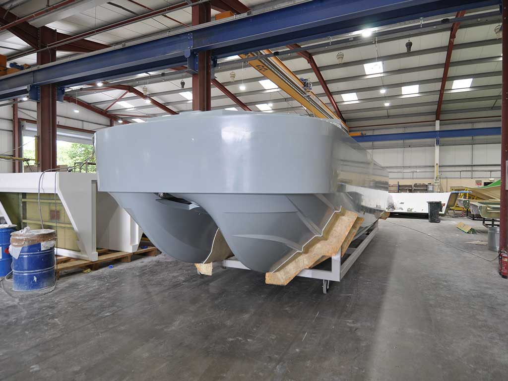 First Production Atlas Workboat Ready