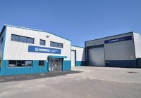 Composites Centre Extension NORCO Composites & GRP