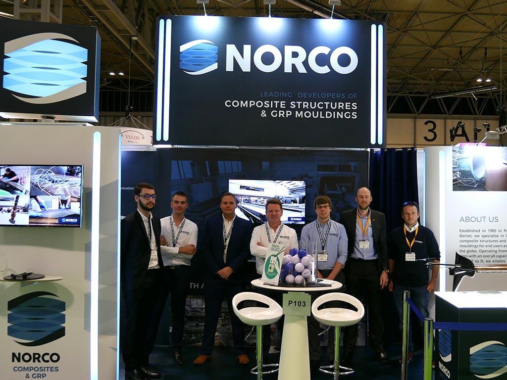 Advanced Engineering 2018 NORCO Composites & GRP 8