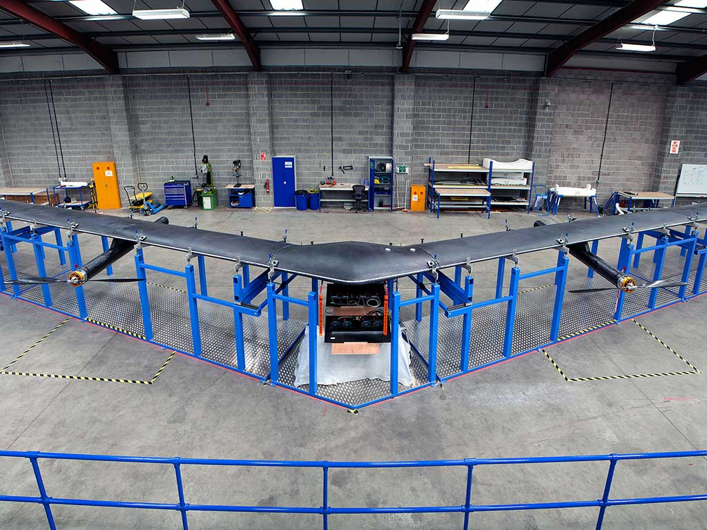 Unmanned Aerial Vehicles UAV Manufacturer NORCO Composites & GRP