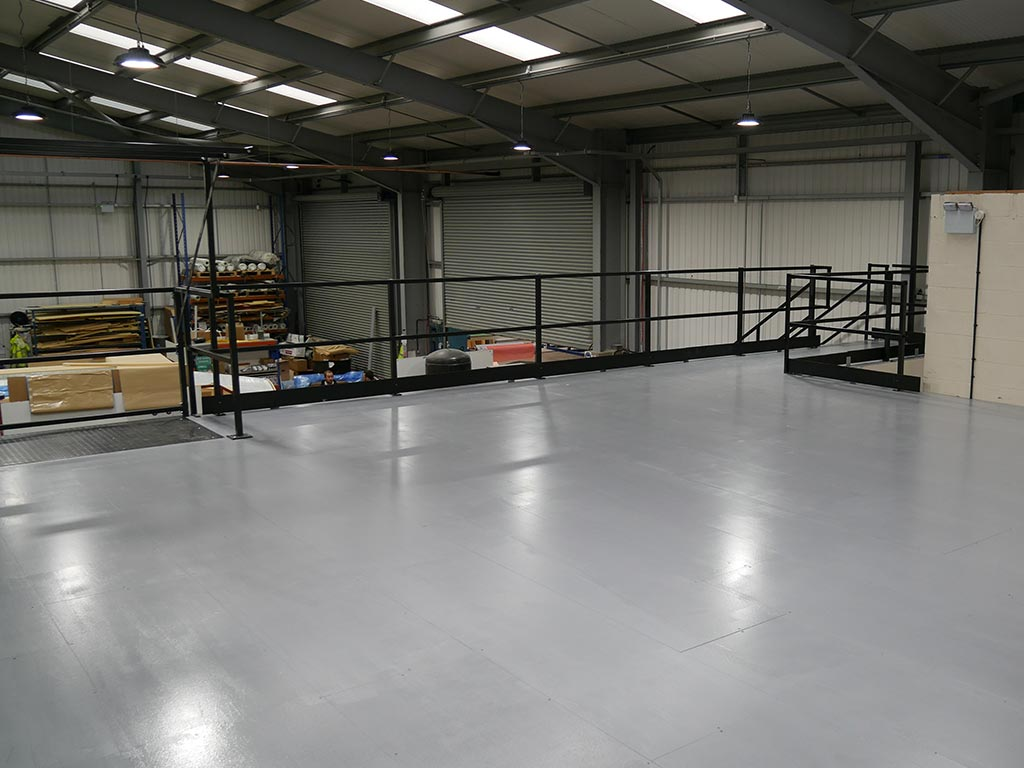 Dedicated Laminating Facility for Prepreg NORCO Composites & GRP 4