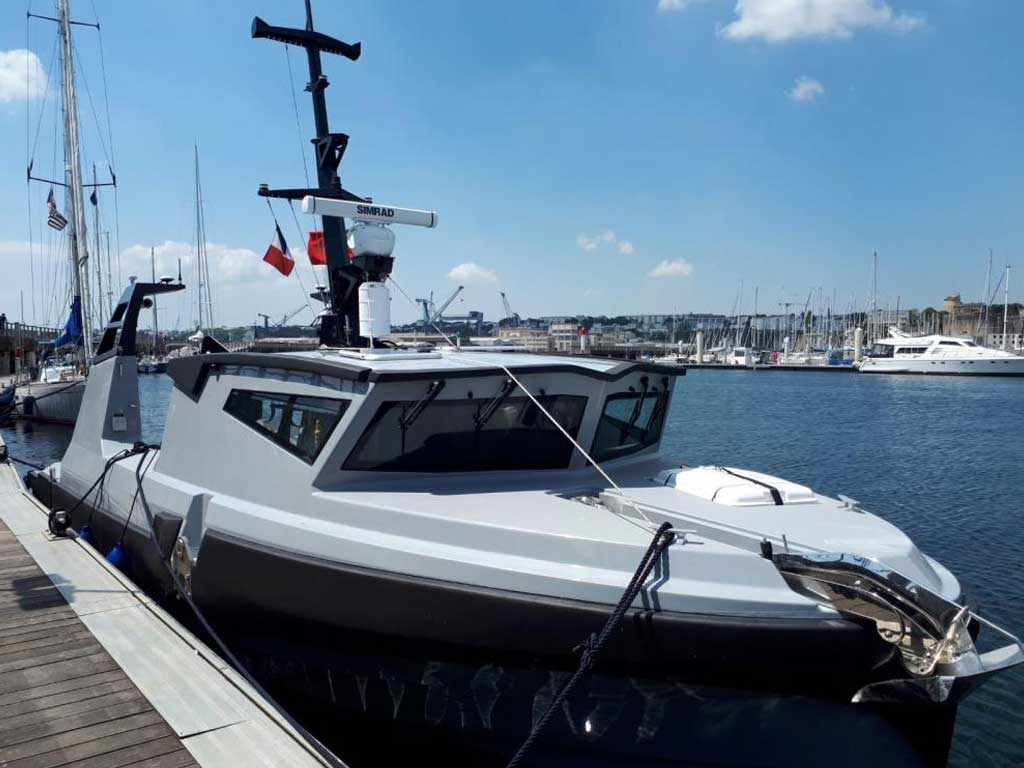 Unmanned Surface Vehicle NORCO Composites & GRP 1
