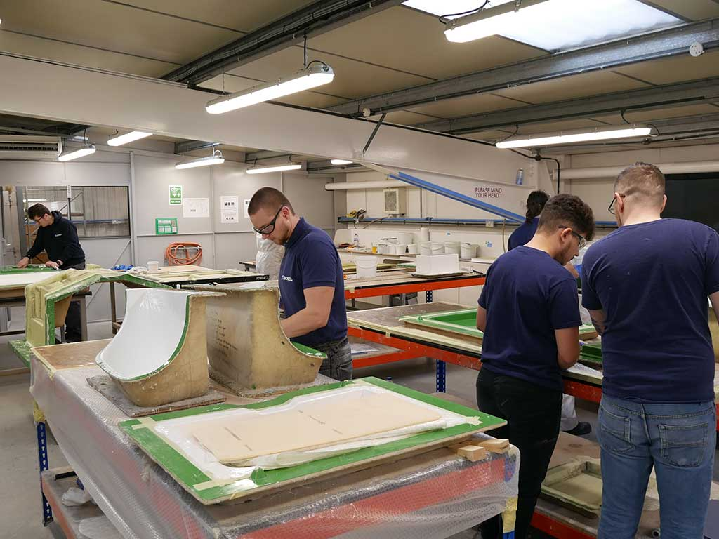 Composites Training Centre Opens NORCO Composites & GRP 1