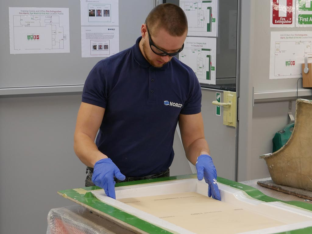 Composites Training Centre Opens NORCO Composites & GRP 4