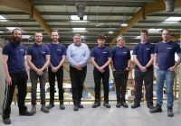 Composites Training Centre Opens NORCO Composites & GRP Main