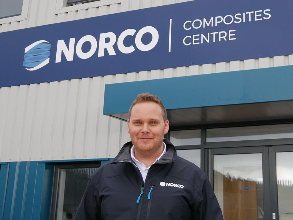 New Management at our Composites Centre