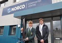 Composite Project for Poole Grammar Student - NORCO Composites & GRP