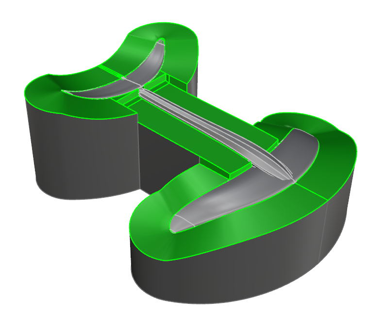 Hydrofoil Mould Tool Visualisation - NORCO Composites & GRP