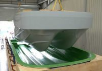 15m Atlas Hull Demoulded - NORCO Composites and GRP