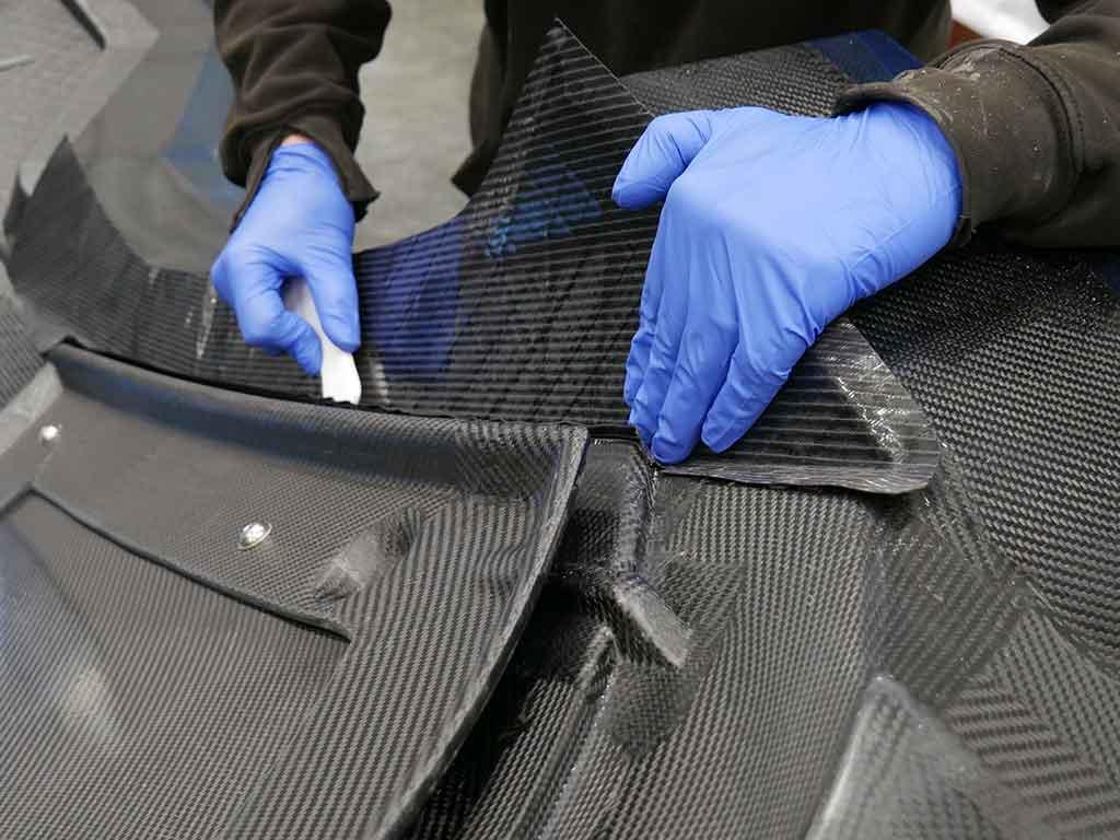 S247 Carbon Fibre Hardtop - NORCO Composites & GRP 2