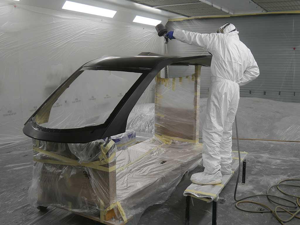 S247 Carbon Fibre Hardtop - NORCO Composites & GRP 7