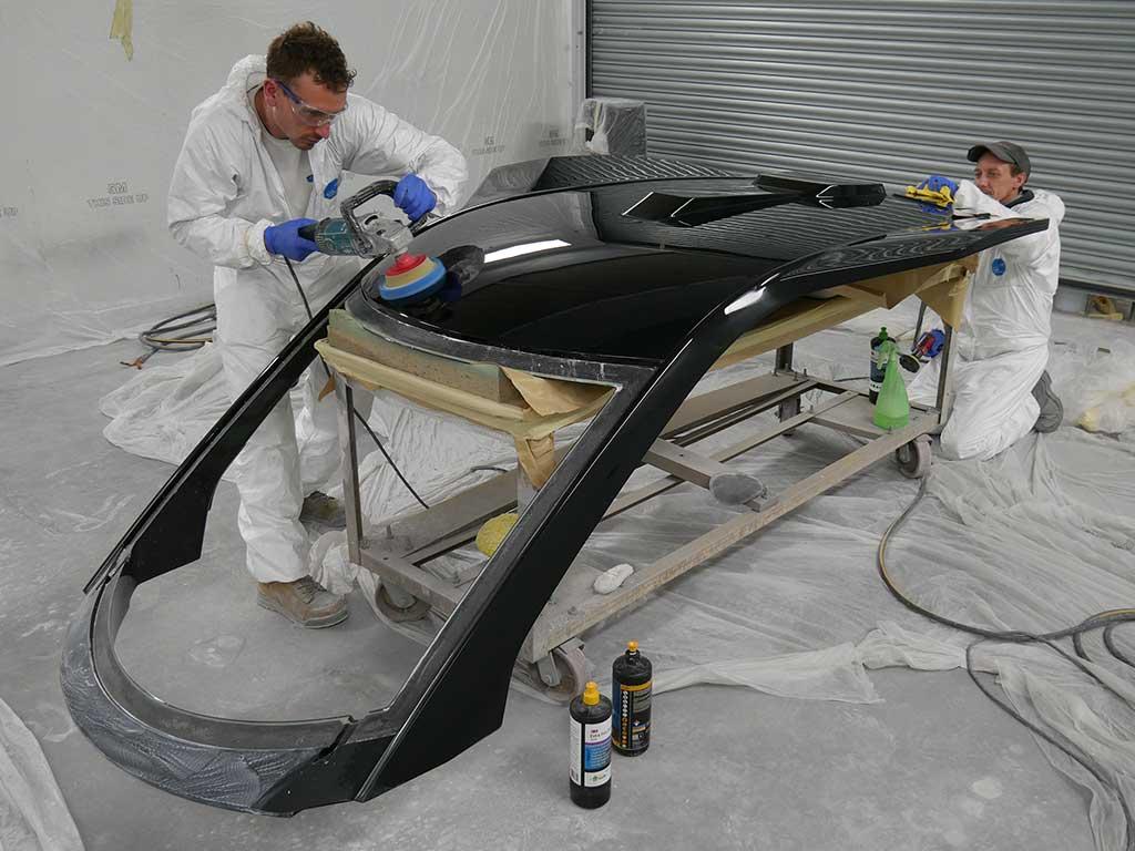 S247 Carbon Fibre Hardtop - NORCO Composites & GRP 8