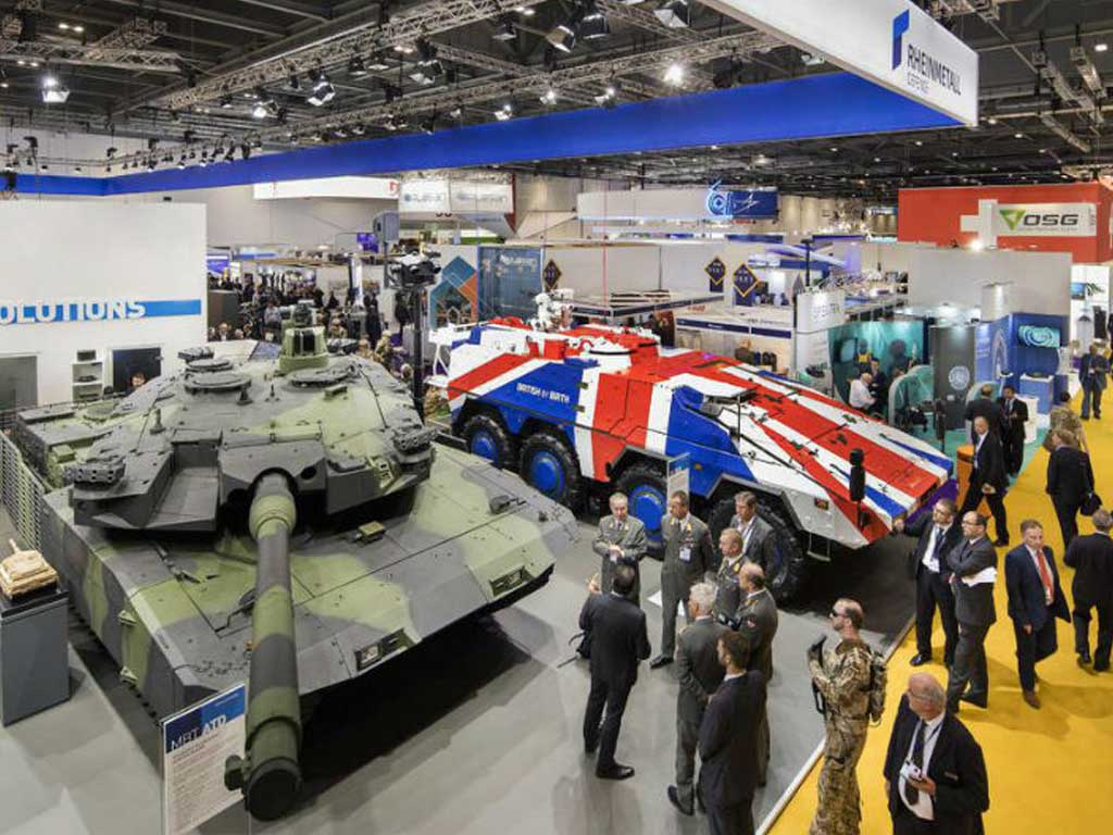 Visit Us at DSEI 2019 - NORCO Composites & GRP