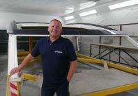 Simon Baker Takes Lead At The Spray Shop - NORCO Composites & GRP