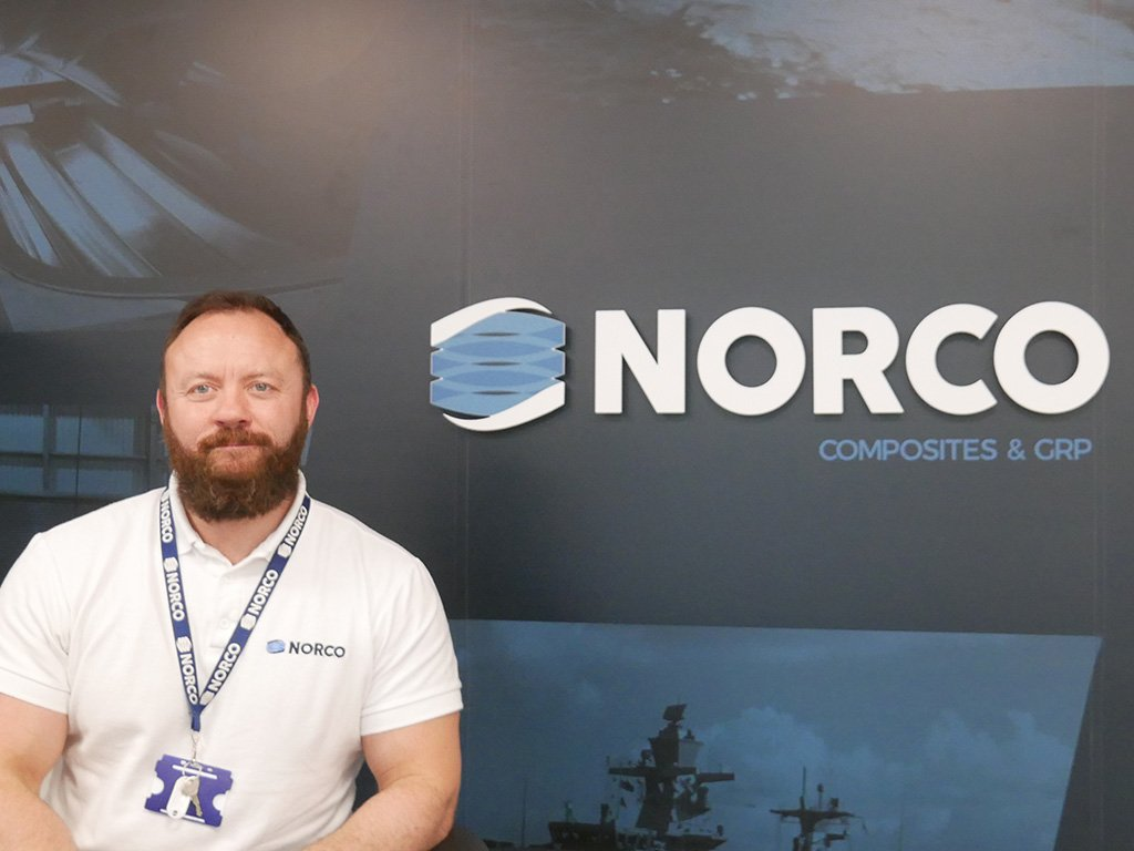Justin Cull- NORCO Awarded AS9100D Certification - NORCO Composites & GRP