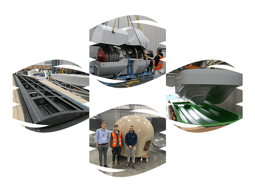 Projects - NORCO Composites & GRP