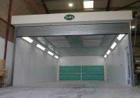 Expanding Spray Shop - NORCO Composites & GRP